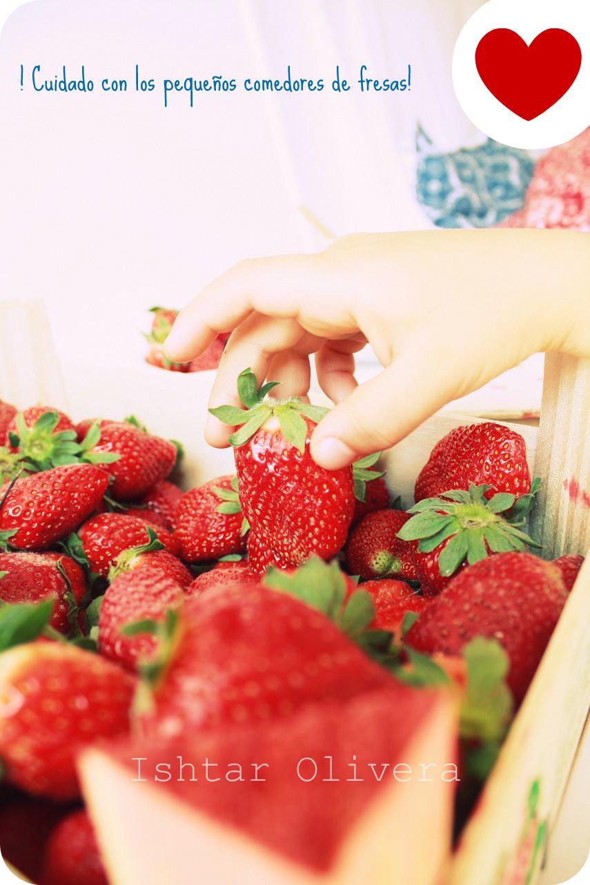 come fresas es