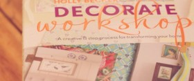 Decorate workshop♥