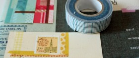Washi tape  Cinta washi