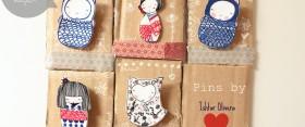 New pins! ♥ Nuevos pins!