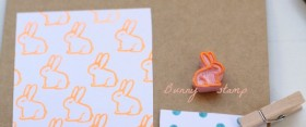 Bunny Stamp ♥Sello Conejito