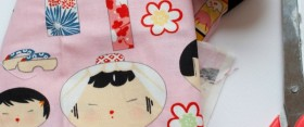 Kokeshi tags ♥ Etiquetas Kokeshi