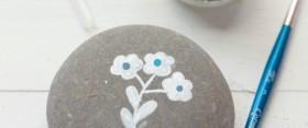 Painted stones ♥ Piedras pintadas